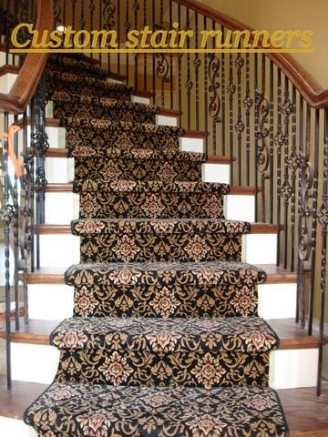 Marvelous Custom Stair Runners ...